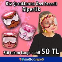 - ÇOCUK SİPERLİK (KIZ)